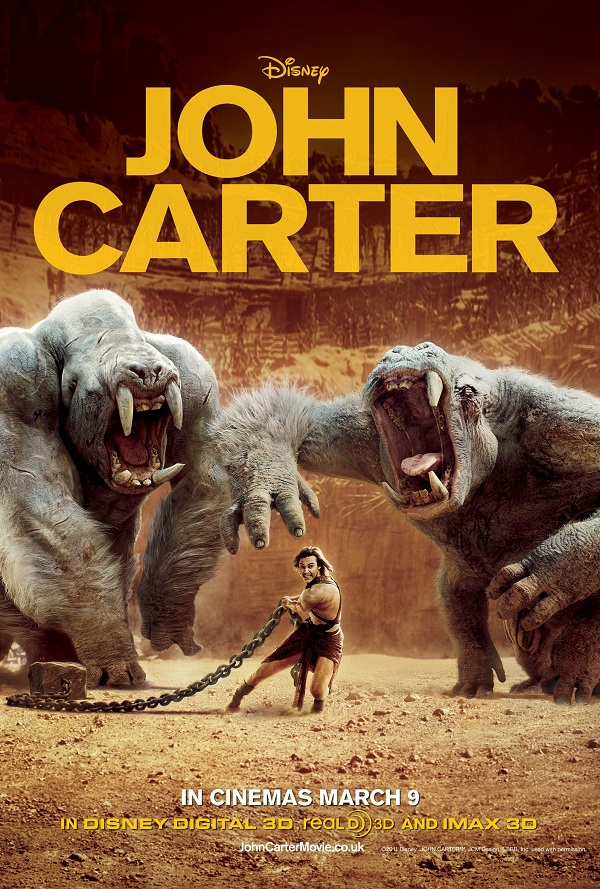 «Джон Картер В Хорошем Качестве Hd Смотреть Онлайн» — 2007